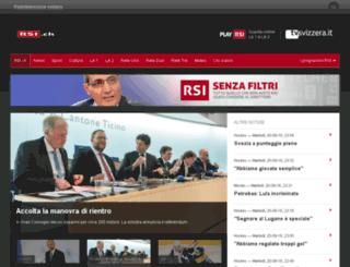 pre.rsi.ch screenshot