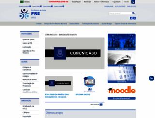pre.ufcg.edu.br screenshot