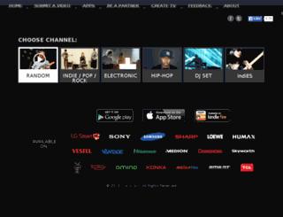 pre.vilanoise.tv screenshot