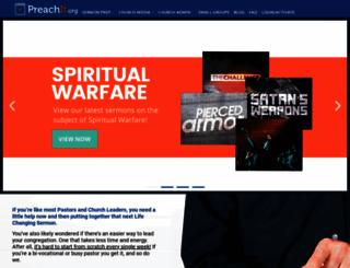 preachit.org screenshot