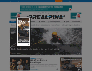 prealpina.it screenshot