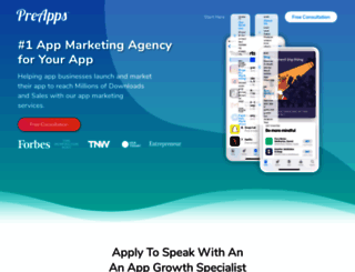 preapps.com screenshot