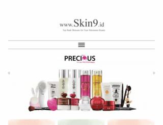 preciouskorea.com screenshot