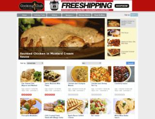 precisioncookingclub.com screenshot