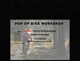 precisioncycles.co.uk screenshot