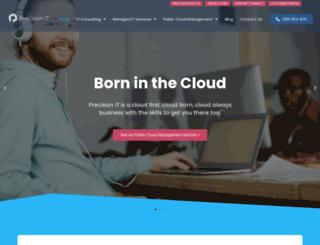 precisionit.com.au screenshot