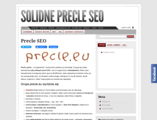 precle.eu screenshot
