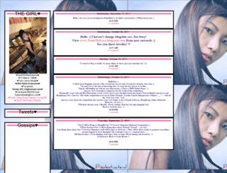 predestinate-d.blogspot.com screenshot