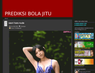 prediksibolajitu.wordpress.com screenshot
