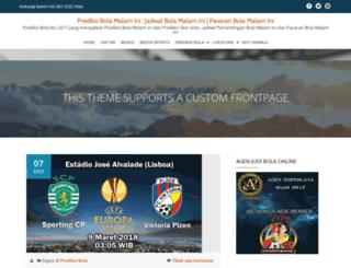 prediksibolaterbaik.com screenshot