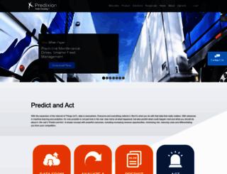 predixionsoftware.com screenshot