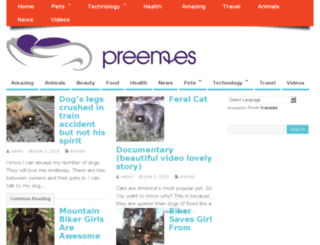 preemes.com screenshot