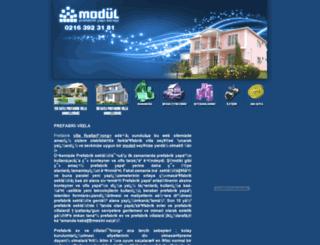 prefabrikvillafiyatlari.net screenshot