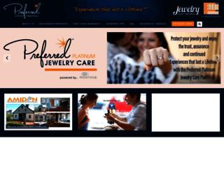 preferredjewelersinternational.com screenshot