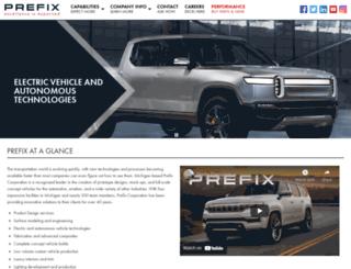 prefix.com screenshot