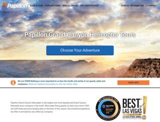 preflight.papillon.com screenshot