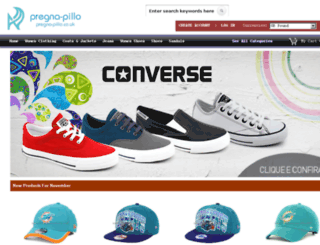 pregna-pillo.co.uk screenshot