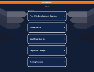 preguntas.plp.cl screenshot