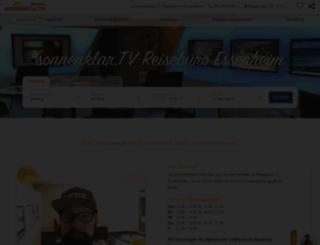 preiswert-urlaub.de screenshot