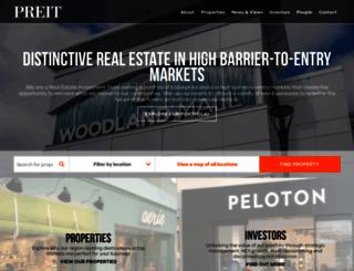 preit.com screenshot