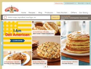 prelaunch.landolakes.com screenshot