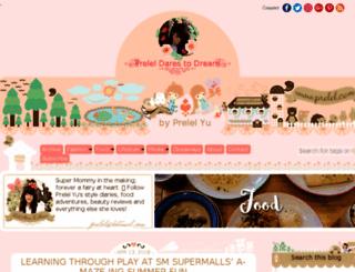 prelel.tumblr.com screenshot
