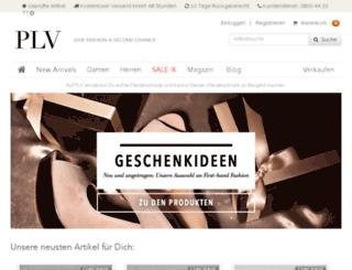 preloved.ch screenshot