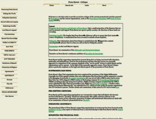 prem-rawat-critique.org screenshot