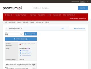 premia.poznajomosci.pl screenshot