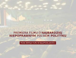 premiera.korwinthemovie.pl screenshot