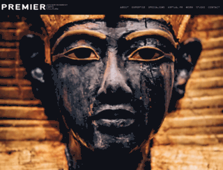 premiercomms.com screenshot