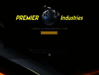 premierindustries.biz screenshot