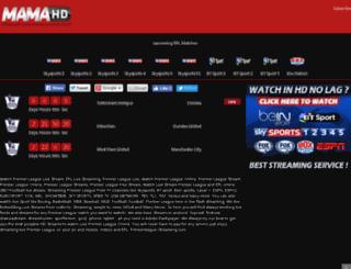 premierleague-streaming.com screenshot