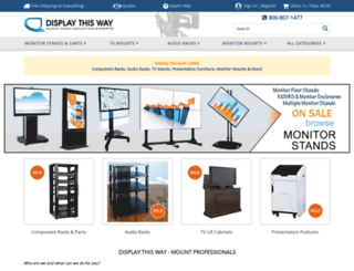 premiermountsstore.com screenshot