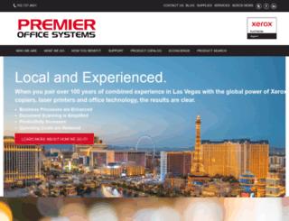 premierofficesystems.com screenshot