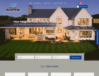 premierroofing.net screenshot