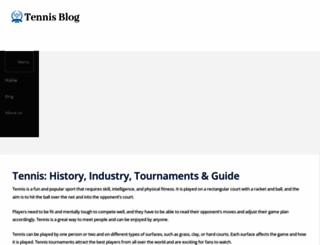 premiertennisleague.com screenshot