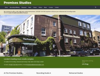 premisesstudios.com screenshot