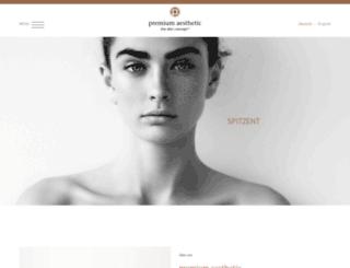 premium-shape.de screenshot