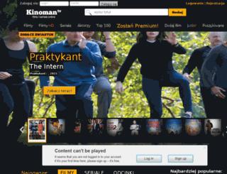 premium.kinoman.tv screenshot