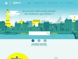 premium.paris screenshot