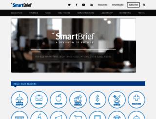 premium.smartbrief.com screenshot