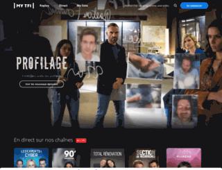 premium.tf1.fr screenshot