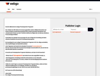 premium.webgo.de screenshot