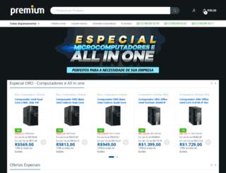 premiumcomp.com.br screenshot
