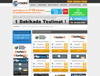 premiumturkiye.com screenshot