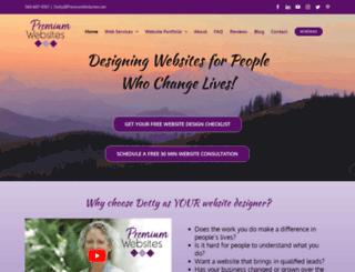 premiumwebsites.net screenshot