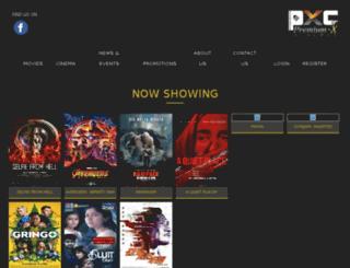 premiumx.my screenshot