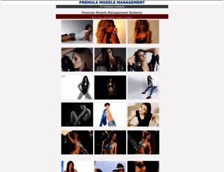 premula.com screenshot