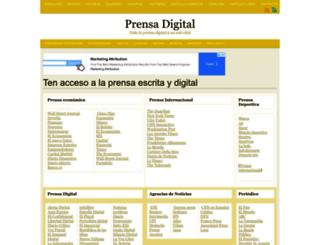 prensadigital.net screenshot